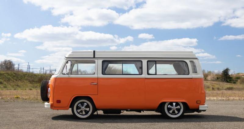 Volkswagen Combi T2 Orange occasion à AIGNE - photo n°5