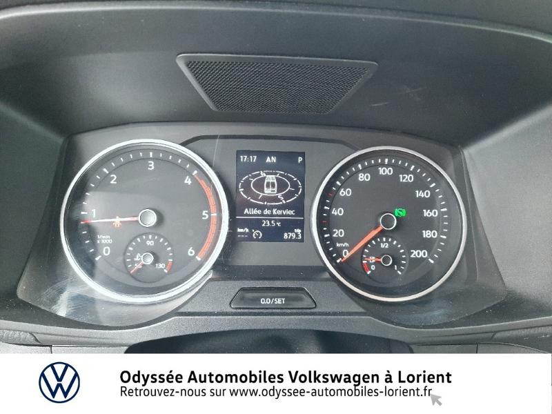 Volkswagen Crafter 30 L3H3 2.0 TDI 140ch Business Traction BVA8 Blanc occasion à Lanester - photo n°9