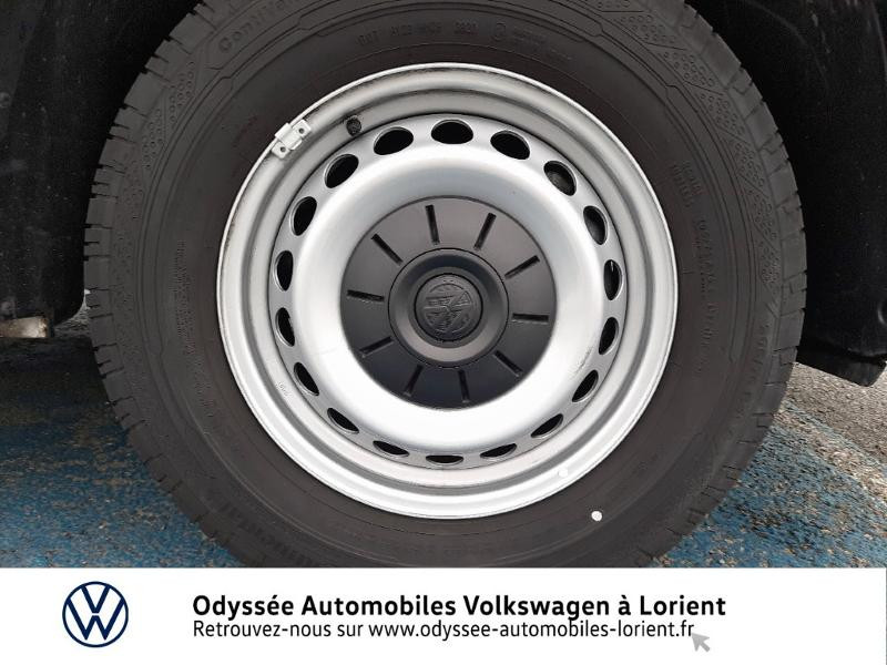 Volkswagen Crafter 30 L3H3 2.0 TDI 140ch Business Traction BVA8 Blanc occasion à Lanester - photo n°14