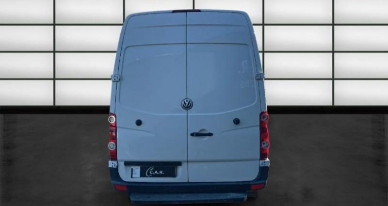 Volkswagen Crafter 35 L1H1 2.0 TDI 136ch Business Line Blanc occasion à La Rochelle - photo n°4