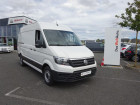Volkswagen Crafter 35 L3H3 2.0 TDI 140ch Business Line Traction Blanc à Onet-le-Château 12