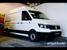 Volkswagen Crafter 35 L3H3 2.0 TDI 140ch Business Line Traction Blanc à Dijon 21