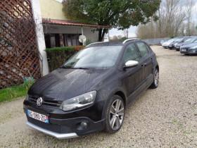 Volkswagen CrossPolo Noir, garage AUTOS 4X4 AZUR à Aucamville