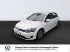 Volkswagen e-Golf 136ch 4cv Blanc à Brest 29