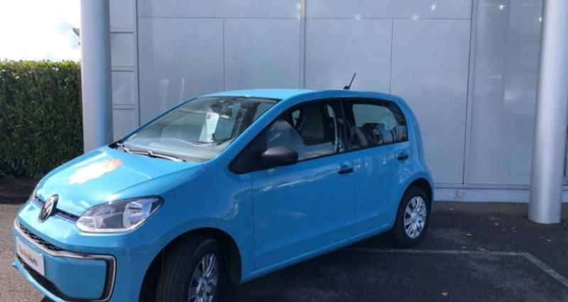 Volkswagen e-Up E-UP! 2.0 e-up! Electrique E UP! Bleu occasion à Bourgogne
