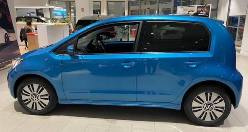Volkswagen e-Up E-UP! 2.0 e-up! Electrique Bleu occasion à Bourgogne - photo n°4