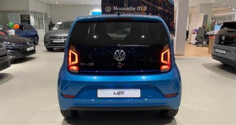 Volkswagen e-Up E-UP! 2.0 e-up! Electrique Bleu occasion à Bourgogne - photo n°6