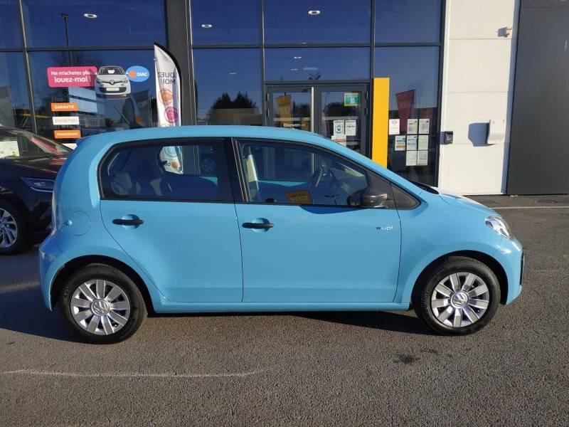 Volkswagen e-Up E-UP! 2.0 Electrique Bleu occasion à VANNES - photo n°2