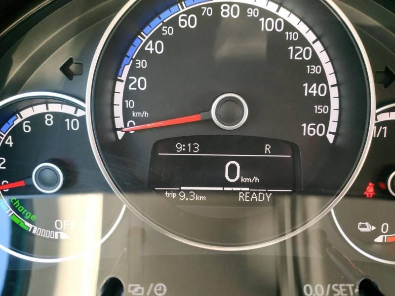Volkswagen e-Up E-UP! 2.0 Electrique Bleu occasion à VANNES - photo n°11