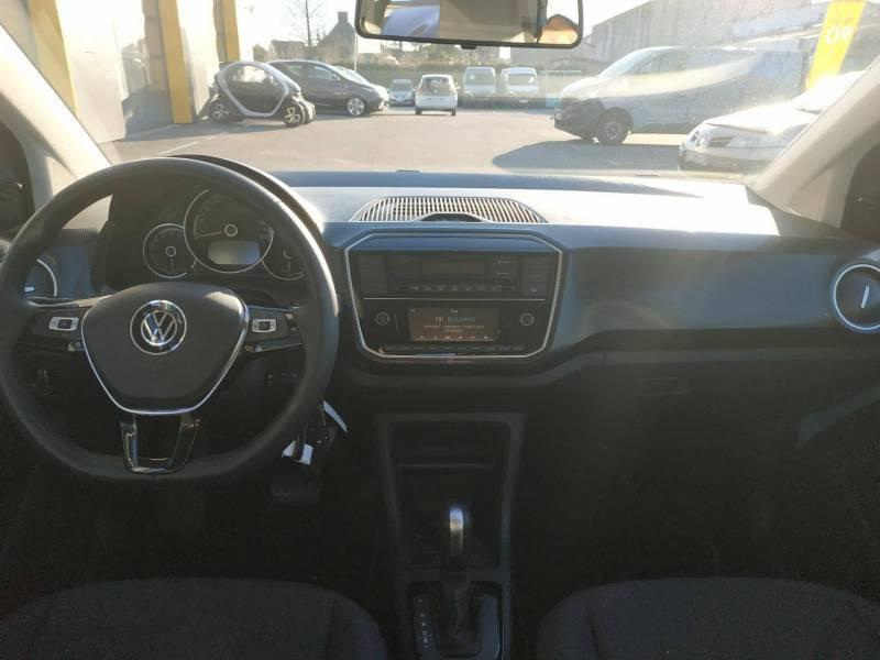 Volkswagen e-Up E-UP! 2.0 Electrique Bleu occasion à VANNES - photo n°4