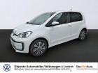 Volkswagen e-Up Electrique 82ch Euro6d-T Blanc à Lanester 56