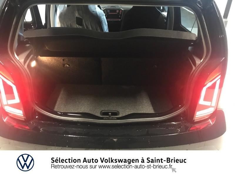 Volkswagen e-Up Electrique 83ch 4cv Noir occasion à Saint Brieuc - photo n°5