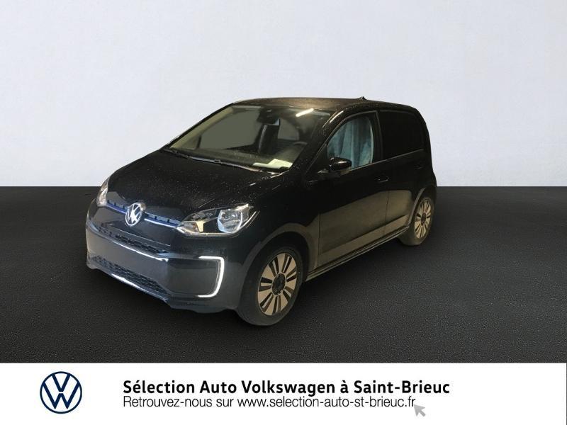 Volkswagen e-Up Electrique 83ch 4cv Noir occasion à Saint Brieuc