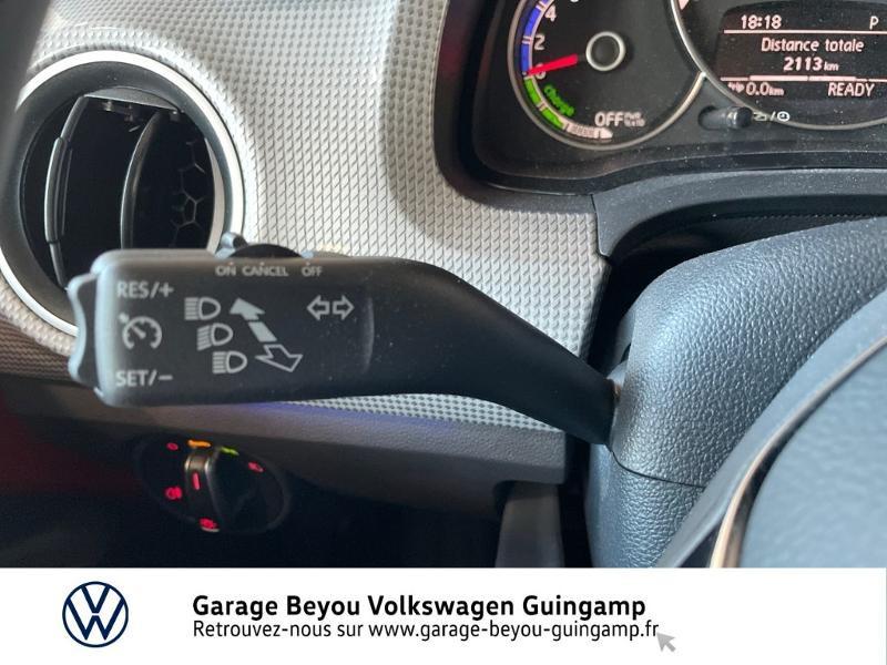 Volkswagen e-Up Electrique 83ch Rouge occasion à Lannion - photo n°20
