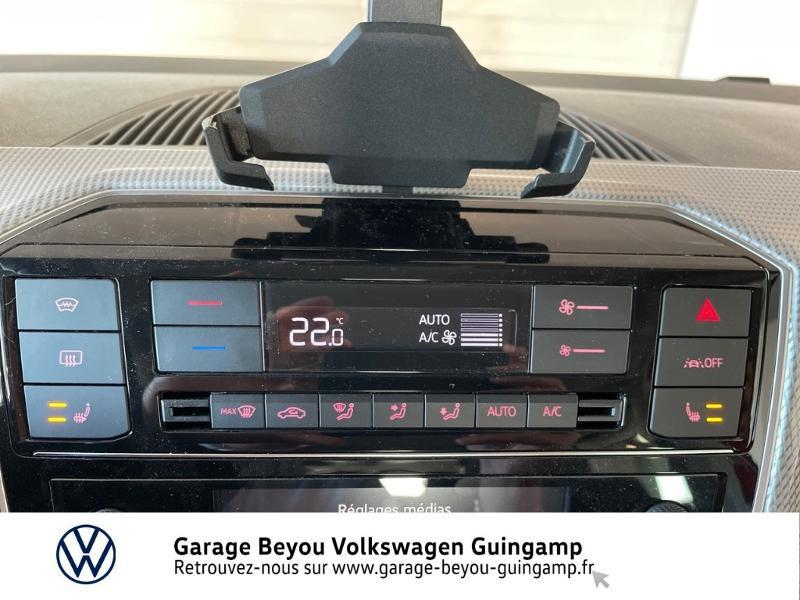 Volkswagen e-Up Electrique 83ch Rouge occasion à Lannion - photo n°19