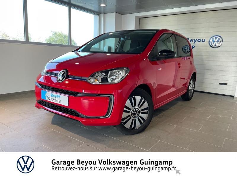 Volkswagen e-Up Electrique 83ch Rouge occasion à Lannion - photo n°2
