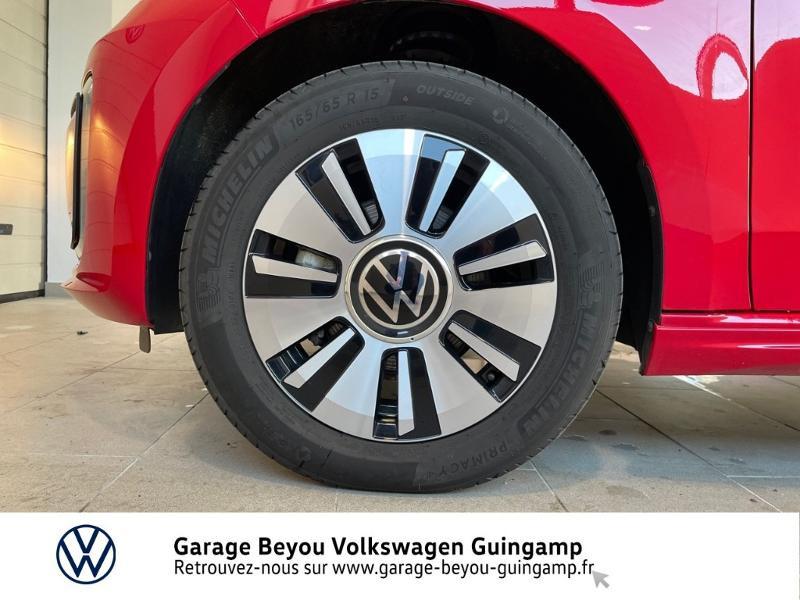 Volkswagen e-Up Electrique 83ch Rouge occasion à Lannion - photo n°15