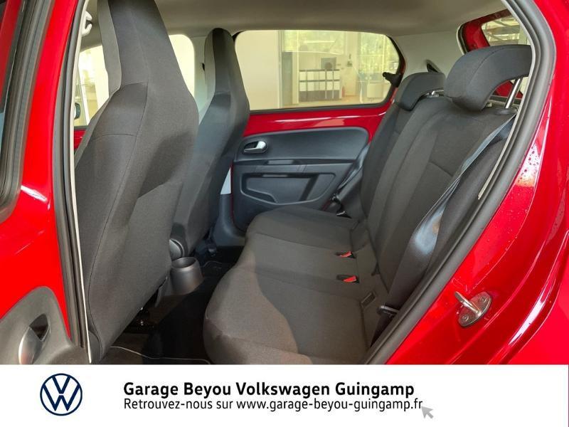 Volkswagen e-Up Electrique 83ch Rouge occasion à Lannion - photo n°11