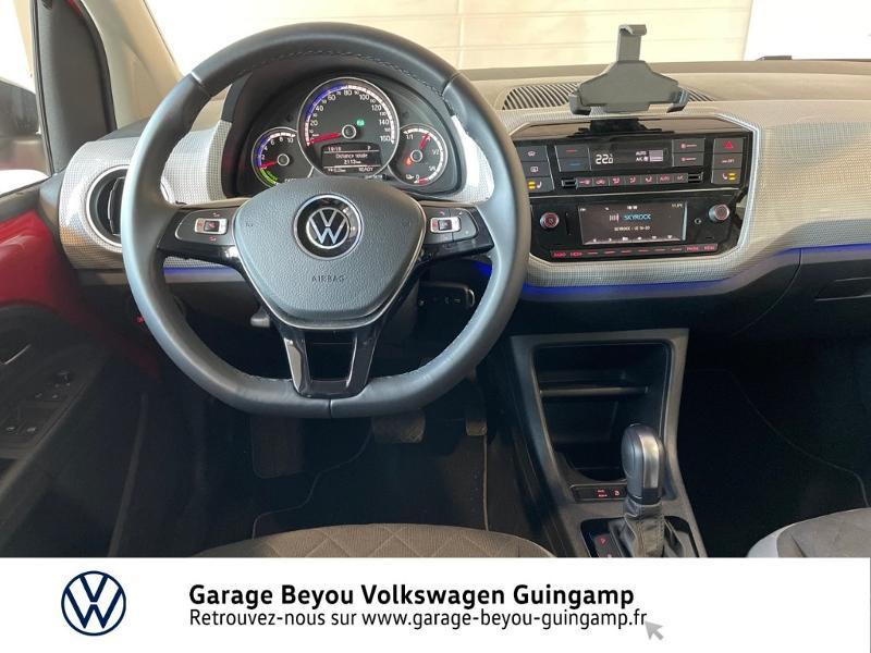 Volkswagen e-Up Electrique 83ch Rouge occasion à Lannion - photo n°7
