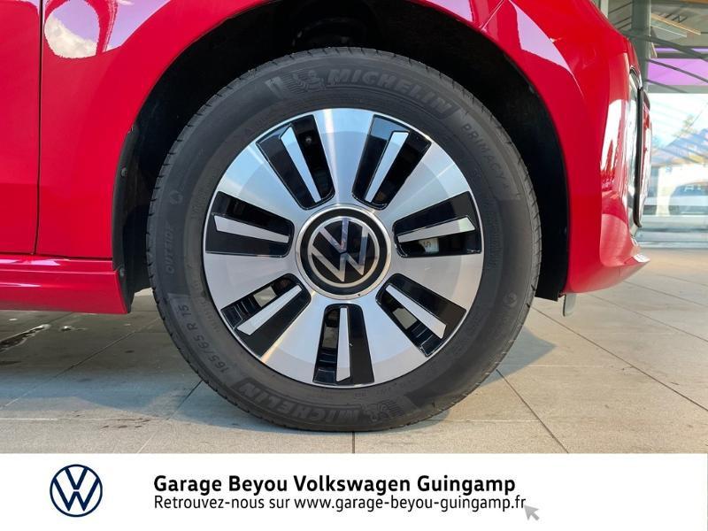 Volkswagen e-Up Electrique 83ch Rouge occasion à Lannion - photo n°13