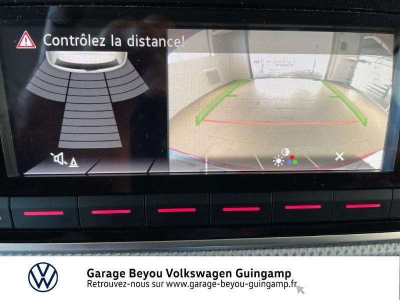 Volkswagen e-Up Electrique 83ch Rouge occasion à Lannion - photo n°17