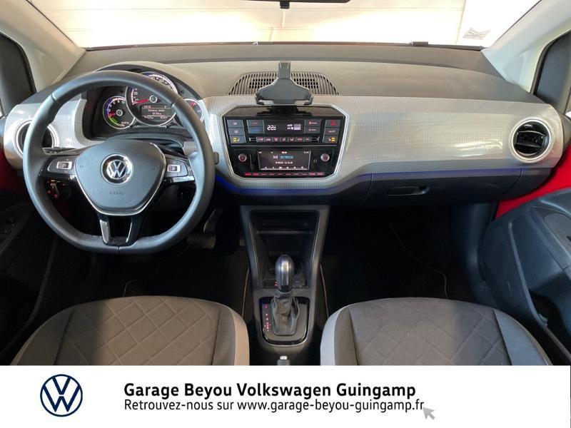 Volkswagen e-Up Electrique 83ch Rouge occasion à Lannion - photo n°6