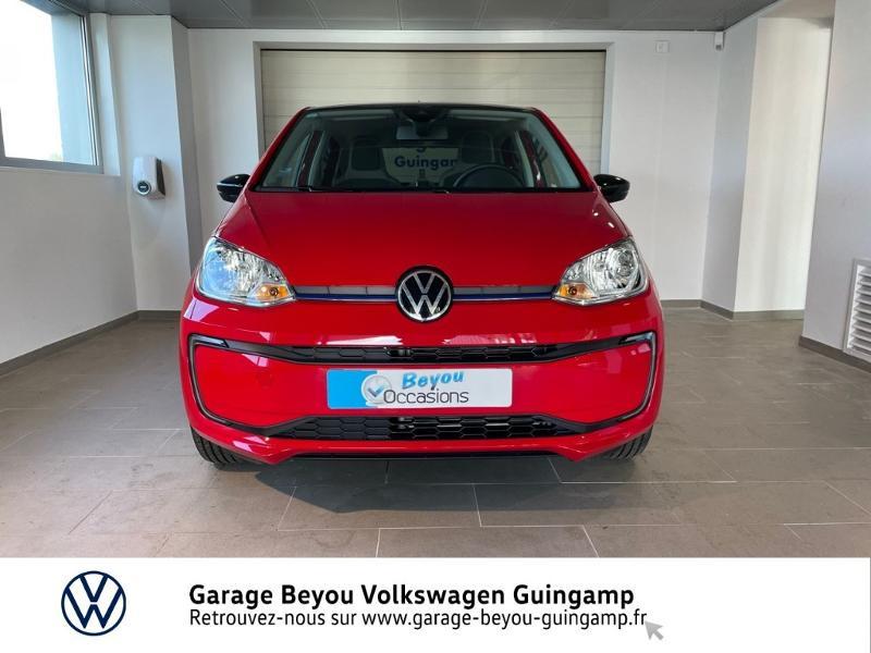 Volkswagen e-Up Electrique 83ch Rouge occasion à Lannion - photo n°5