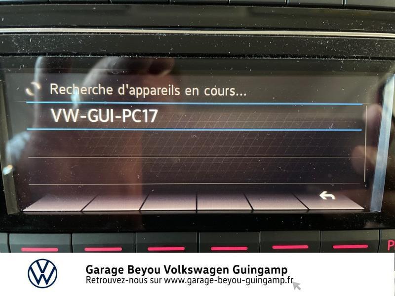 Volkswagen e-Up Electrique 83ch Rouge occasion à Lannion - photo n°18