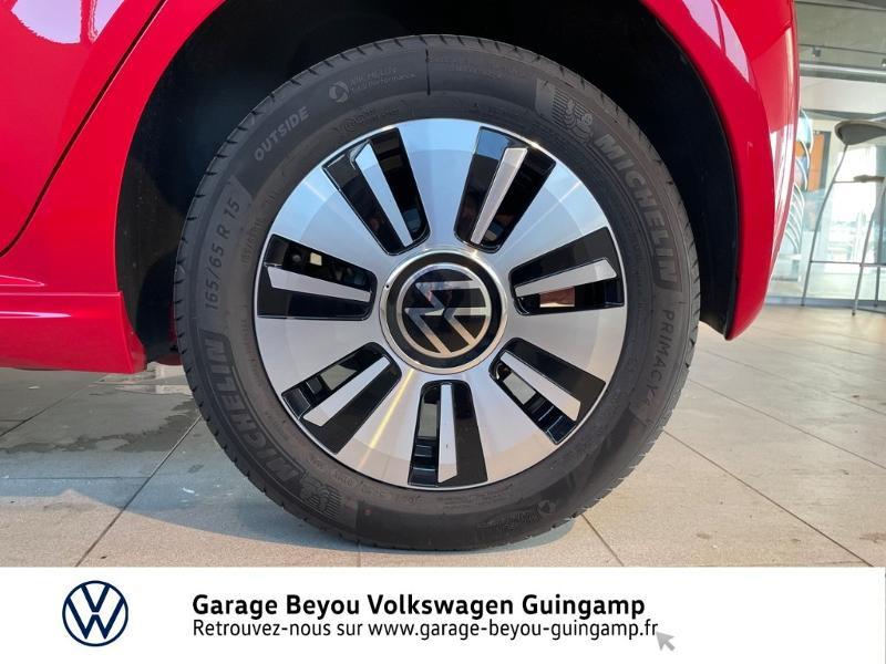 Volkswagen e-Up Electrique 83ch Rouge occasion à Lannion - photo n°16