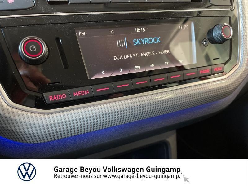 Volkswagen e-Up Electrique 83ch Rouge occasion à Lannion - photo n°8
