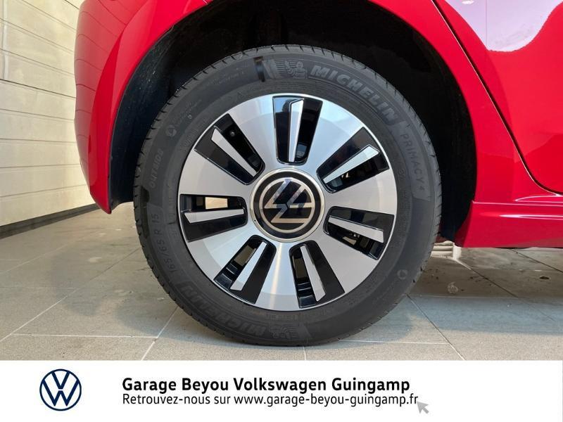 Volkswagen e-Up Electrique 83ch Rouge occasion à Lannion - photo n°14