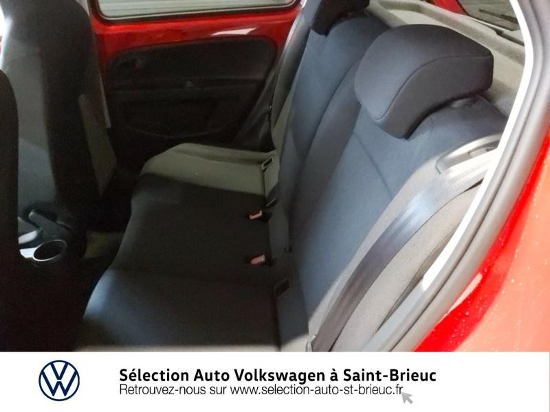 Volkswagen e-Up Electrique 83ch Rouge occasion à Saint Brieuc - photo n°9