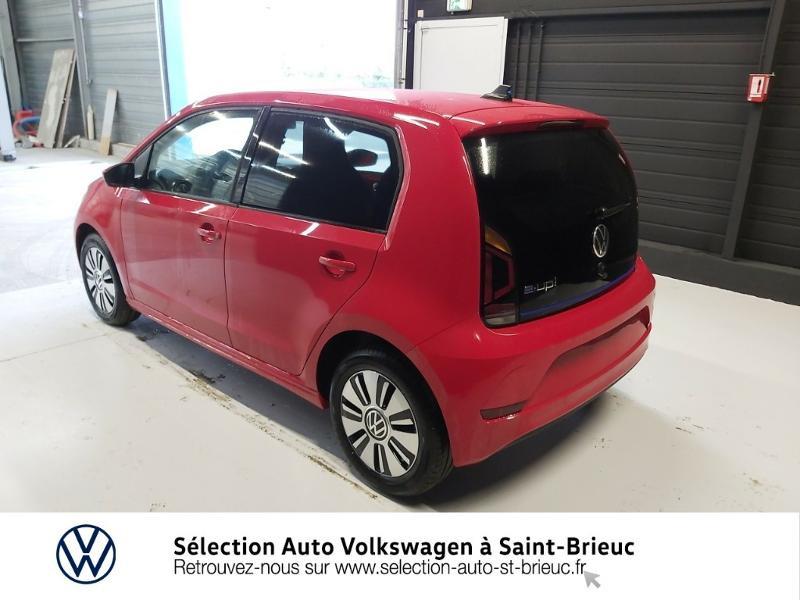 Volkswagen e-Up Electrique 83ch Rouge occasion à Saint Brieuc - photo n°2