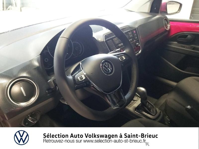 Volkswagen e-Up Electrique 83ch Rouge occasion à Saint Brieuc - photo n°6