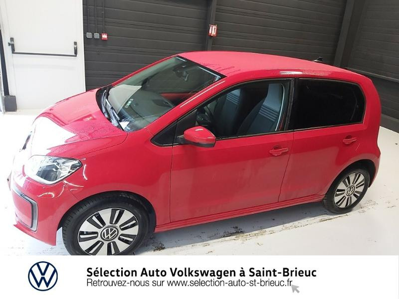 Volkswagen e-Up Electrique 83ch Rouge occasion à Saint Brieuc - photo n°16