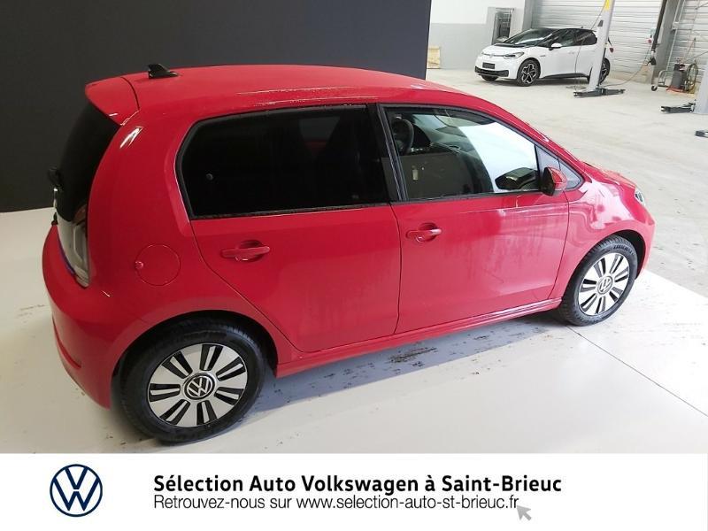 Volkswagen e-Up Electrique 83ch Rouge occasion à Saint Brieuc - photo n°3