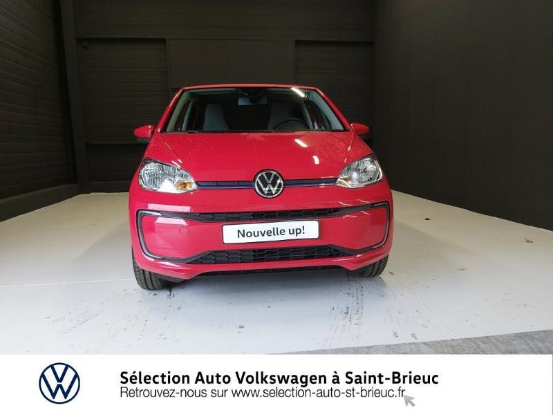 Volkswagen e-Up Electrique 83ch Rouge occasion à Saint Brieuc - photo n°4