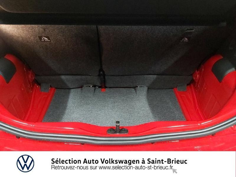 Volkswagen e-Up Electrique 83ch Rouge occasion à Saint Brieuc - photo n°10