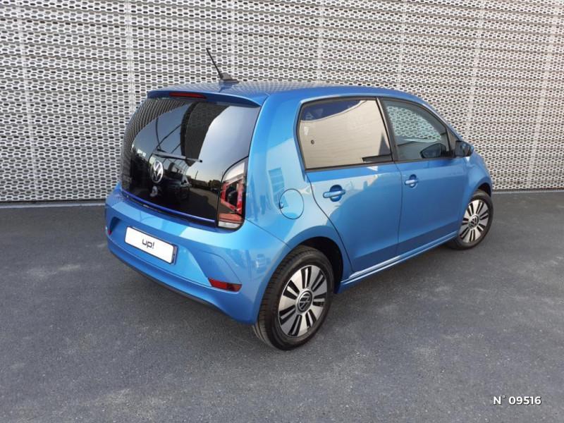 Volkswagen e-Up Electrique 83ch Bleu occasion à Mareuil-lès-Meaux - photo n°6