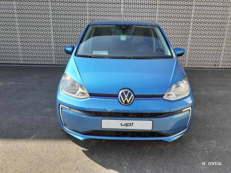 Volkswagen e-Up Electrique 83ch Bleu occasion à Mareuil-lès-Meaux - photo n°2