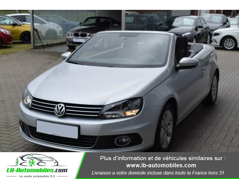 Volkswagen Eos 1.4 TSI 122 Argent occasion à Beaupuy