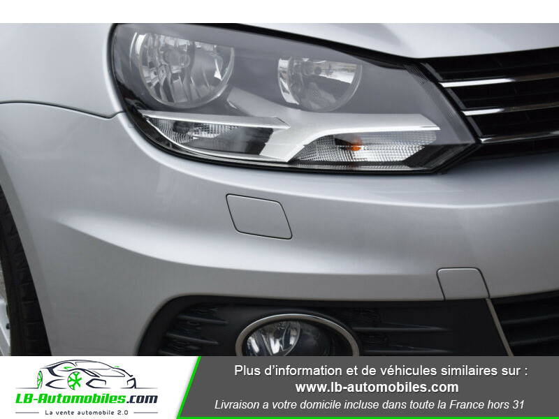 Volkswagen Eos 1.4 TSI 122 Argent occasion à Beaupuy - photo n°8