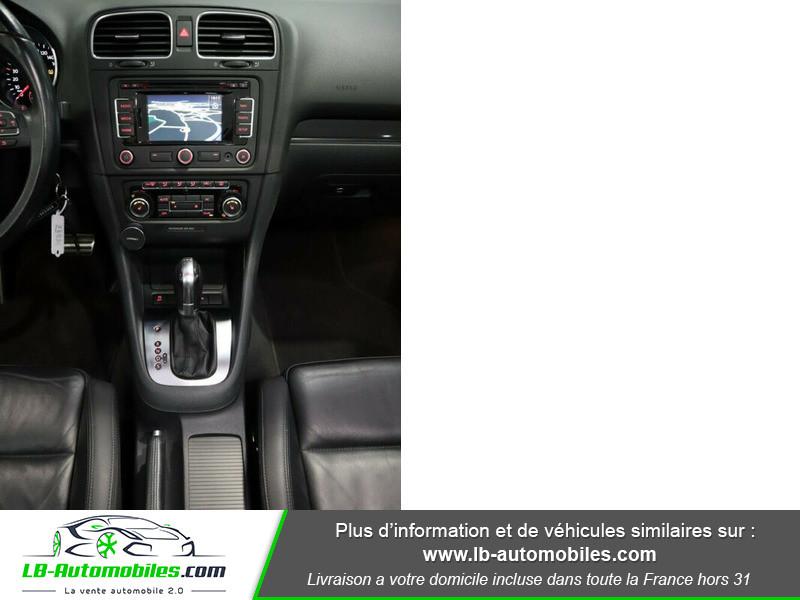 Volkswagen Golf Cabriolet 1.4 TSI 160 DSG Blanc occasion à Beaupuy - photo n°5