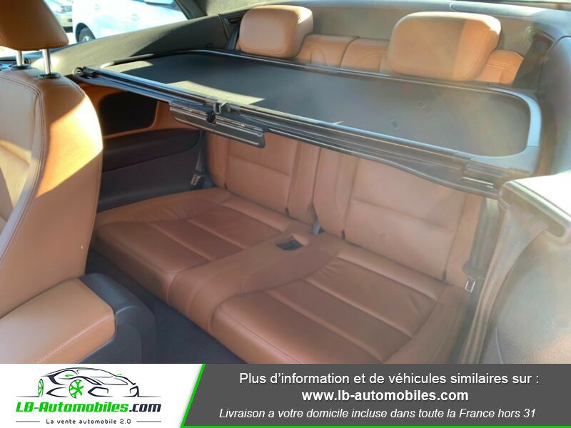 Volkswagen Golf Cabriolet 1.4 TSI 160 DSG Noir occasion à Beaupuy - photo n°5