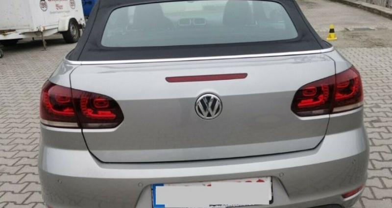 Volkswagen Golf Cabriolet VI CABRIOLET 1.4 TSI 122 Edition Gris occasion à Saint Patrice - photo n°5