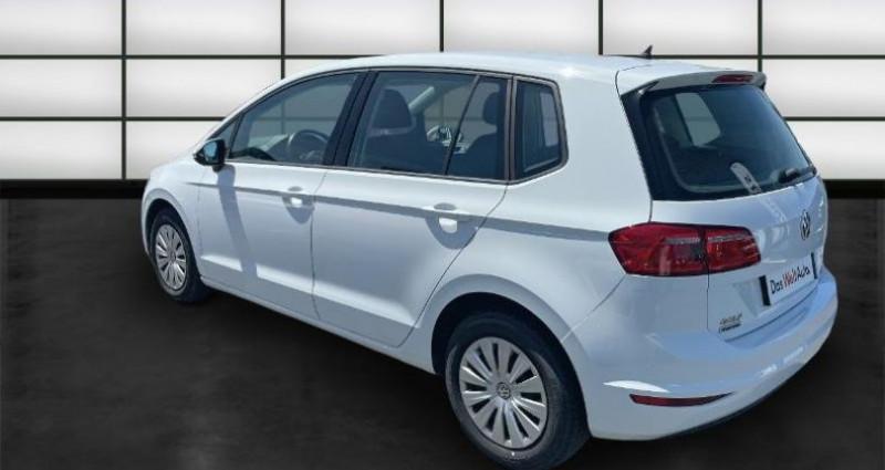 Volkswagen Golf Sportsvan 1.2 TSI 85ch BlueMotion Technology Trendline Blanc occasion à La Rochelle - photo n°5