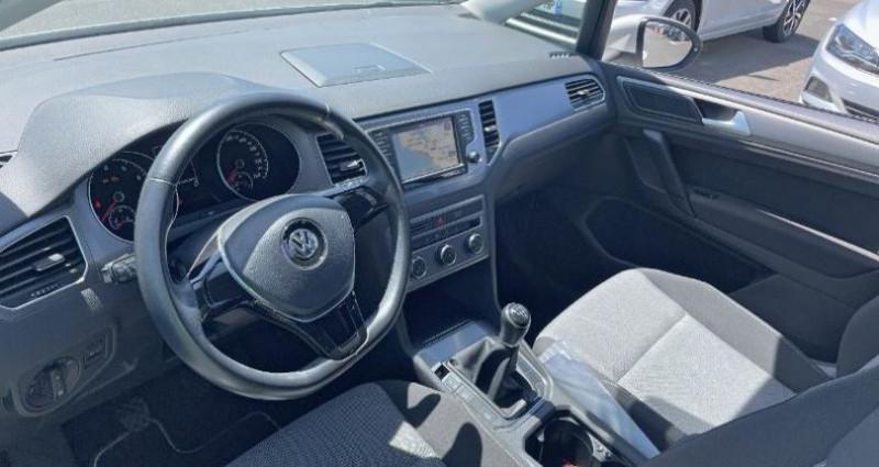 Volkswagen Golf Sportsvan 1.2 TSI 85ch BlueMotion Technology Trendline Blanc occasion à La Rochelle - photo n°6