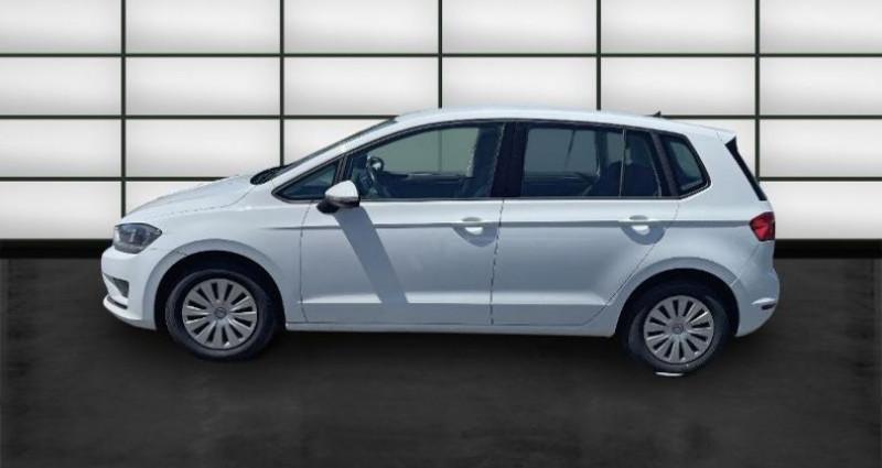 Volkswagen Golf Sportsvan 1.2 TSI 85ch BlueMotion Technology Trendline Blanc occasion à La Rochelle - photo n°3