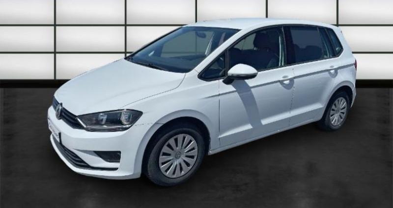 Volkswagen Golf Sportsvan 1.2 TSI 85ch BlueMotion Technology Trendline Blanc occasion à La Rochelle