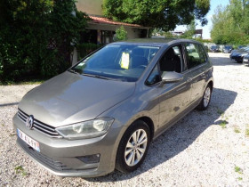 Volkswagen Golf Sportsvan 1.4 TSI 125CH BLUEMOTION TECHNOLOGY CARAT Gris 2014 - annonce de voiture en vente sur Auto Sélection.com